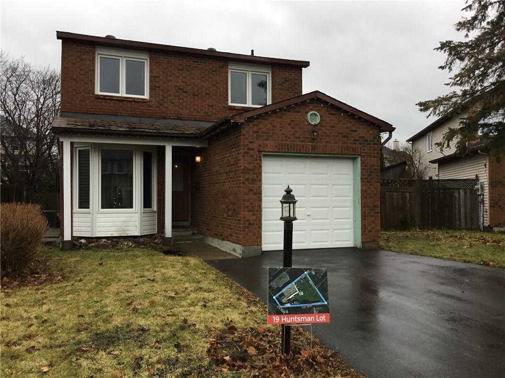 Removed: 19 Huntsman Crescent, Ottawa, ON - Removed on 2017-12-22 09:02:15