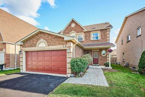House for sale at 19 Ian Fleming Cres Whitby Ontario - MLS: E4921501