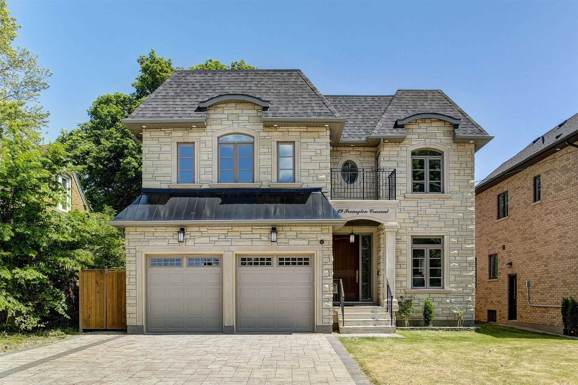 For Sale: 19 Irvington Crescent, Toronto, ON | 4 Bed, 5 Bath House for $2588000.00. See 20 photos!