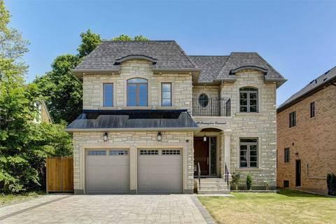 House for sale at 19 Irvington Cres Toronto Ontario - MLS: C4674464