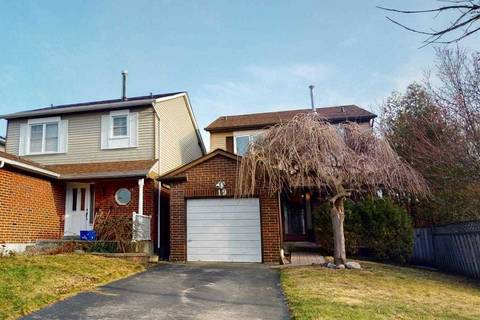 House for sale at 19 Janedale Cres Whitby Ontario - MLS: E4738594