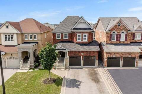 House for sale at 19 Jewelwing Ct Bradford West Gwillimbury Ontario - MLS: N4813762