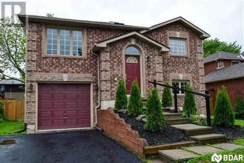 House for sale at 19 Jones Dr Barrie Ontario - MLS: 30744643