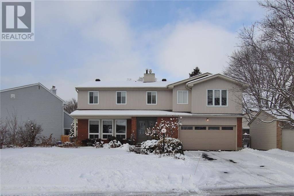 House for sale at 19 Kane Te Ottawa Ontario - MLS: 1182003