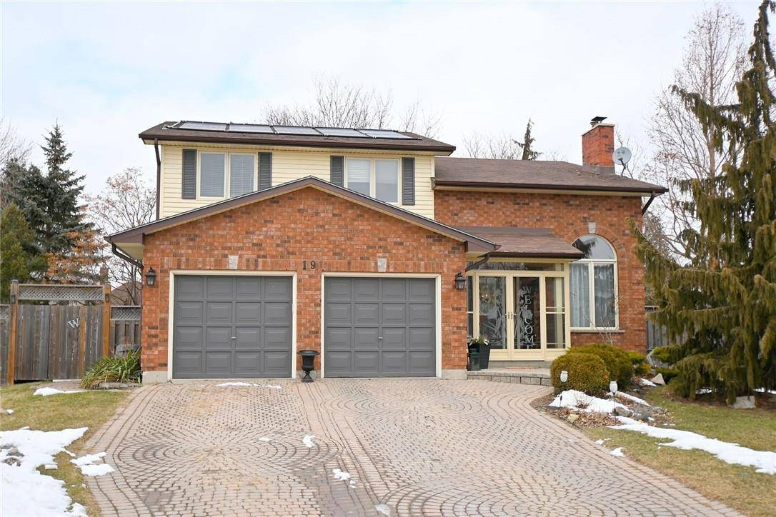 House for sale at 19 Kilty Ct Caledonia Ontario - MLS: H4072794