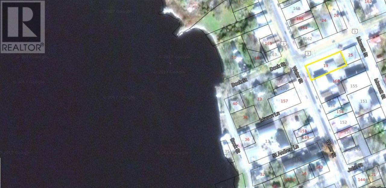 Commercial property for sale at 19 King St Shelburne Nova Scotia - MLS: 201715398