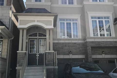 Townhouse for rent at 19 Latchford Ln Richmond Hill Ontario - MLS: N4738548