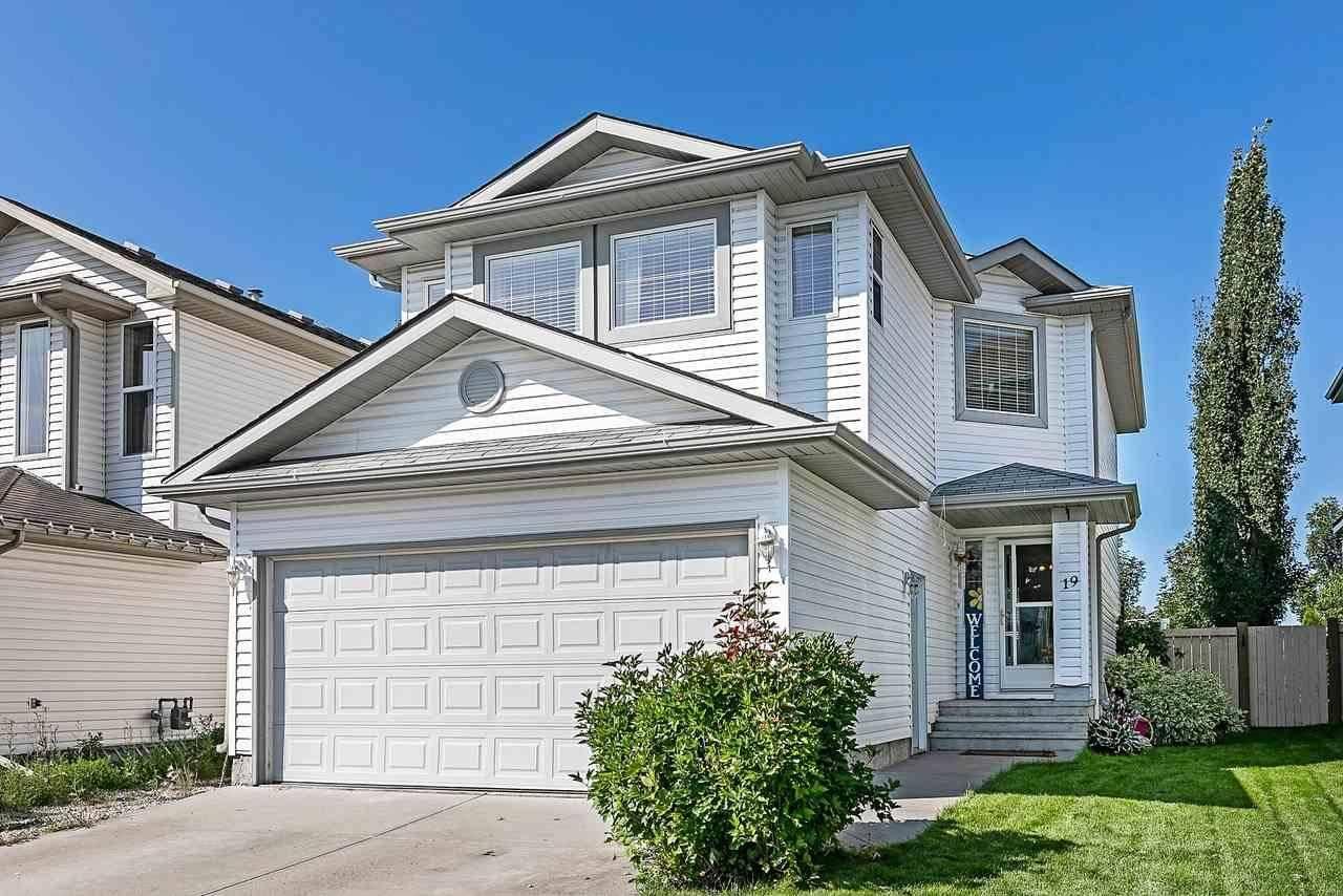 House for sale at 19 Lawson Blvd Spruce Grove Alberta - MLS: E4183913