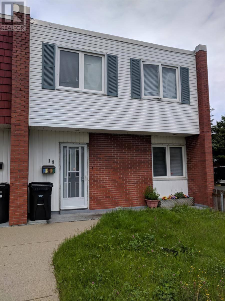 House for sale at 19 Lester St St. John's Newfoundland - MLS: 1211440