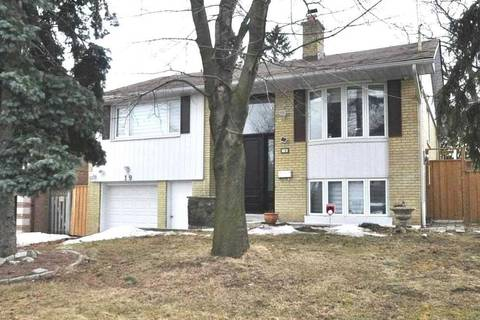 House for sale at 19 Littoral Pl Toronto Ontario - MLS: W4391678