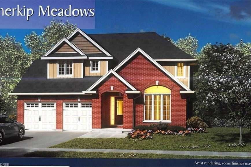 House for sale at 19 Lock St Innerkip Ontario - MLS: 235140