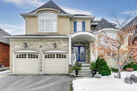House for sale at 19 Louvain Dr Brampton Ontario - MLS: W4697103