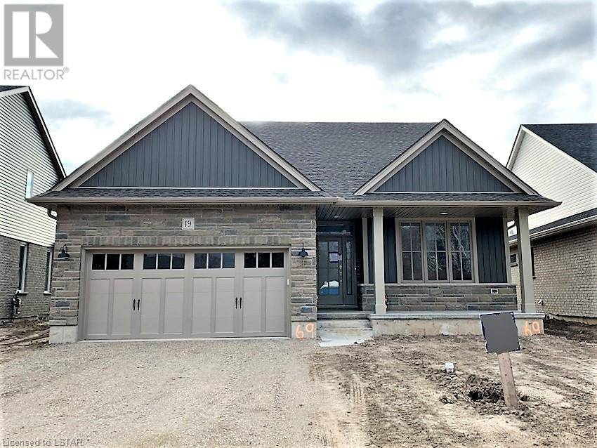 House for sale at 19 Lowrie Cres Tillsonburg Ontario - MLS: 242996