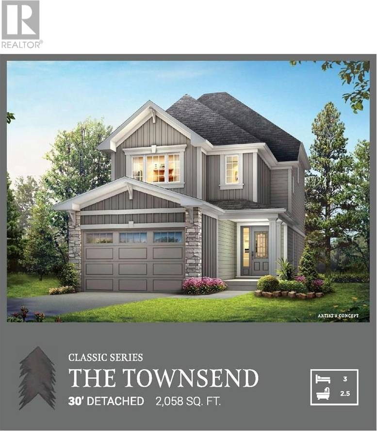 House for sale at 0 Robbins Rdge Unit 19 Paris Ontario - MLS: 30732604