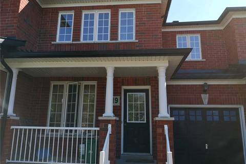 Townhouse for rent at 19 Macgregor Ave Richmond Hill Ontario - MLS: N4600057