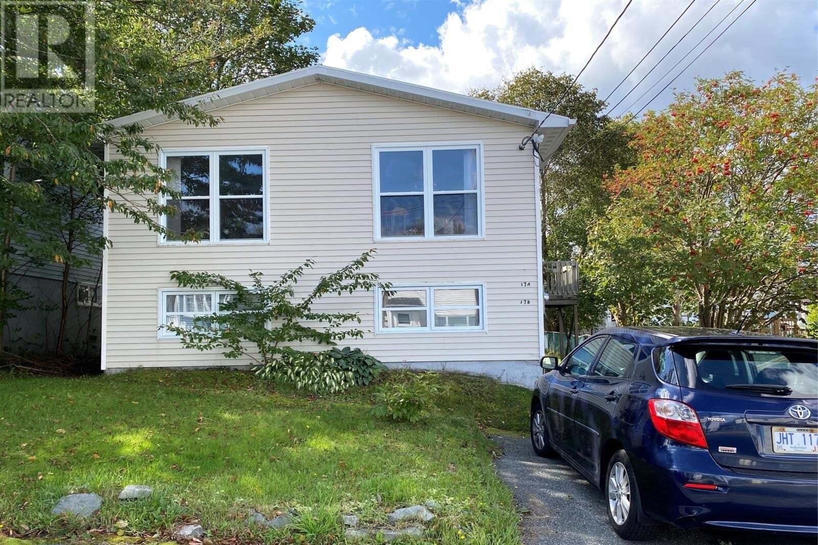 House for sale at 19 Malta St St. John's Newfoundland - MLS: 1221752