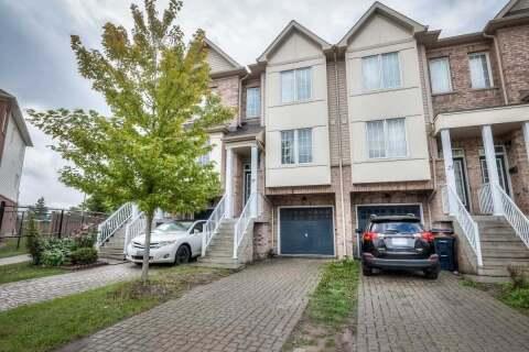 Townhouse for rent at 19 Mantello Dr Toronto Ontario - MLS: W4897902