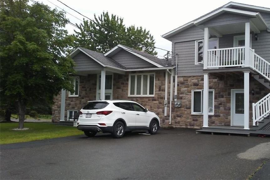 Townhouse for sale at 19 Marquis St Saint Leonard New Brunswick - MLS: NB039185