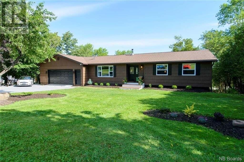 House for sale at 19 Matthews Dr Quispamsis New Brunswick - MLS: NB046746
