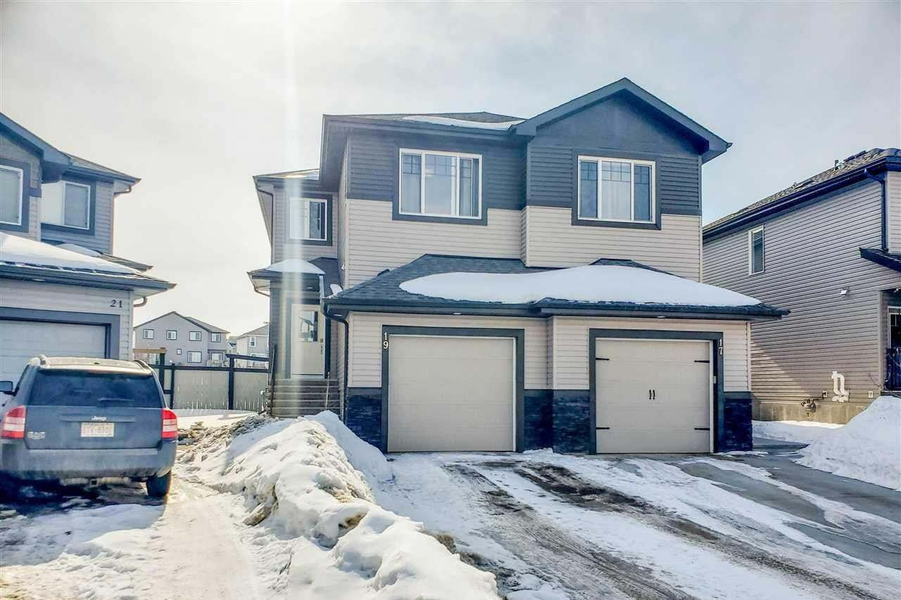 Townhouse for sale at 19 Mclean Co Leduc Alberta - MLS: E4192673