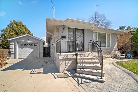 House for sale at 19 Millmere Dr Toronto Ontario - MLS: E4736642