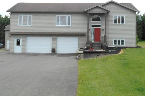 House for sale at 19 Mona  Drummond New Brunswick - MLS: NB009500