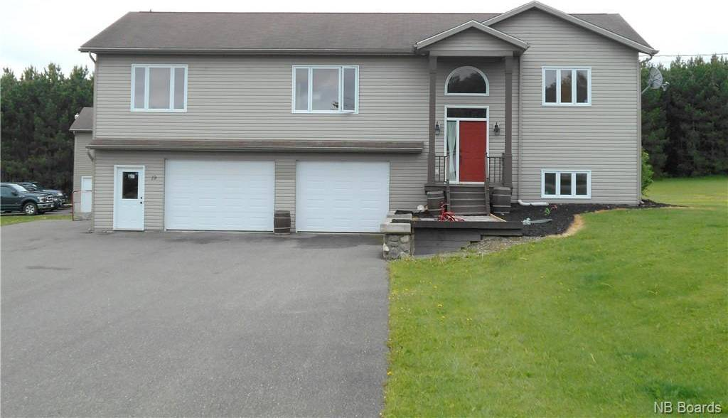 House for sale at 19 Mona St Drummond New Brunswick - MLS: NB038168