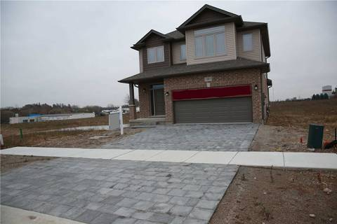 House for sale at 19 Montgomery Wy Ingersoll Ontario - MLS: X4630714