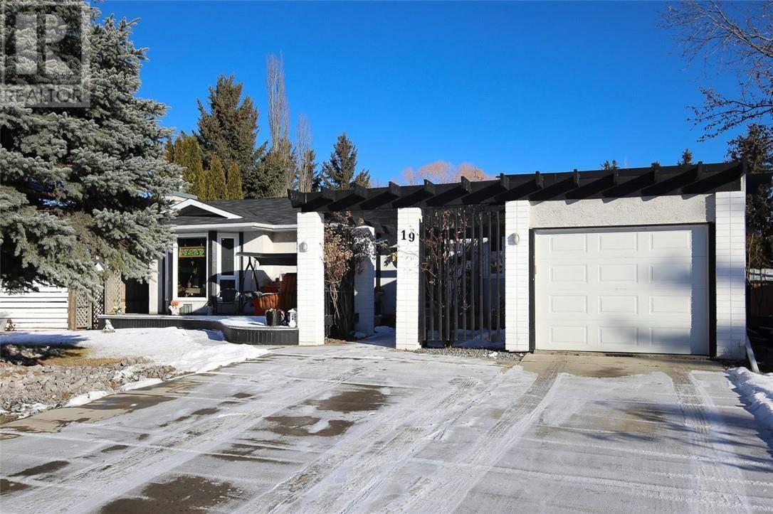 House for sale at 19 Munro Cres Red Deer Alberta - MLS: ca0189802
