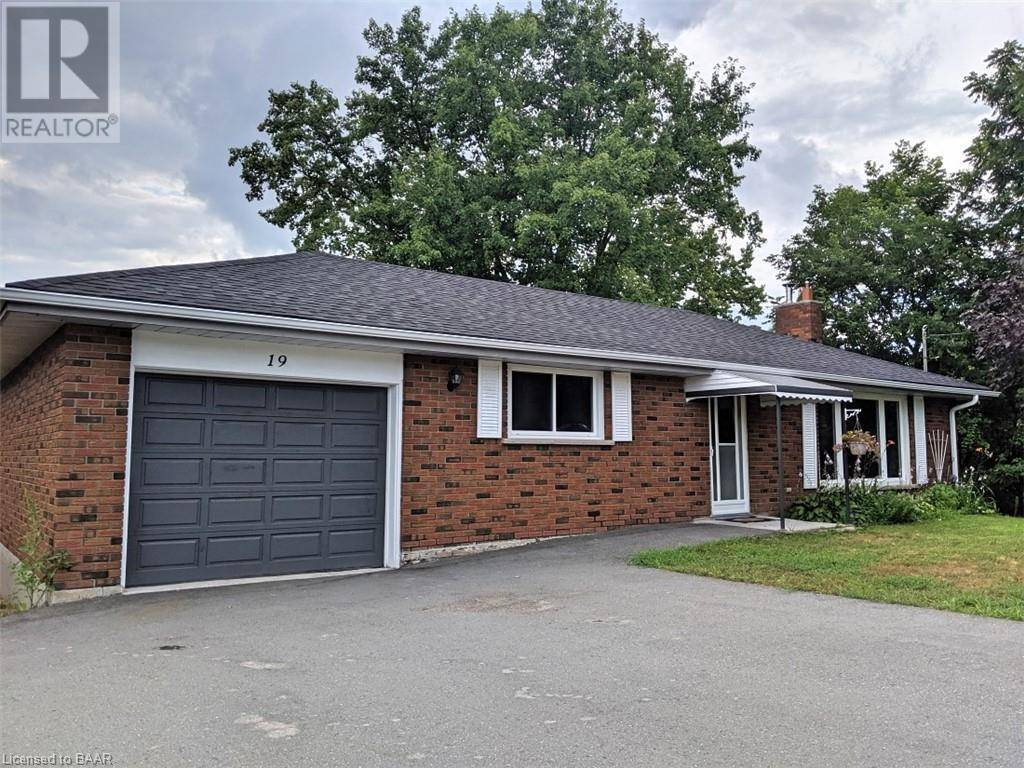 House for sale at 19 Murray St Norwood Ontario - MLS: 213292