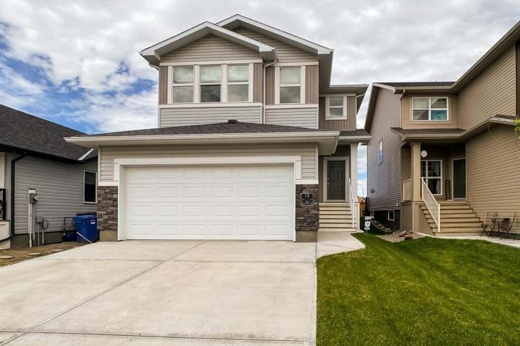 House for sale at 19 Northlander Ln West Lethbridge Alberta - MLS: A1002496