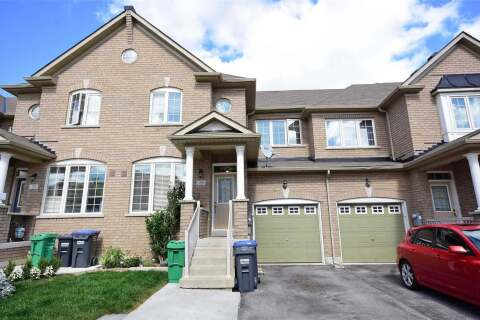 Townhouse for sale at 19 Nutwood Wy Brampton Ontario - MLS: W4929938