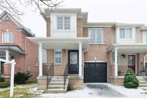 Townhouse for sale at 19 Odessa Cres Whitby Ontario - MLS: E4646511