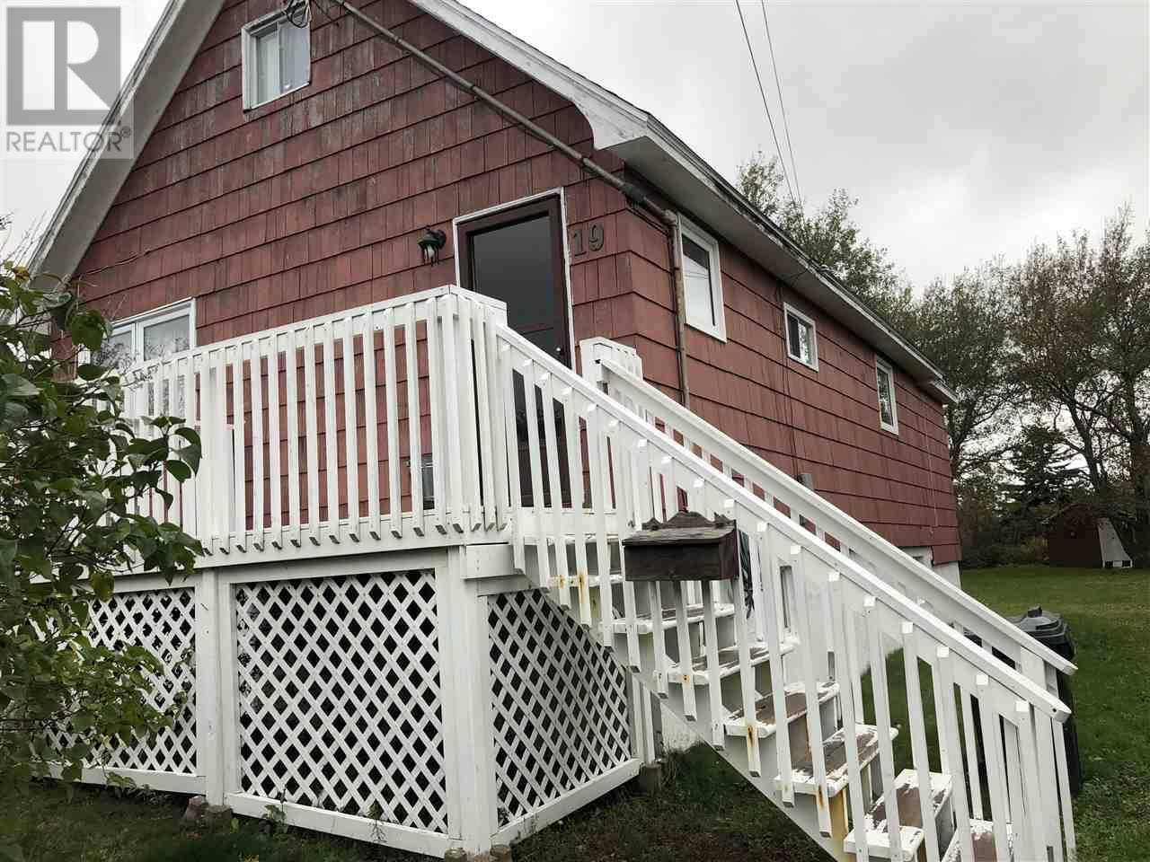 House for sale at 19 O'neils Ln Glace Bay Nova Scotia - MLS: 202004179
