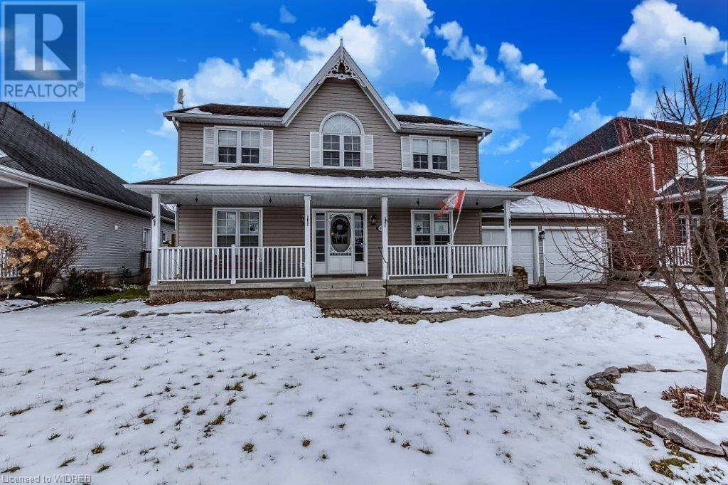 House for sale at 19 Owen St Ingersoll Ontario - MLS: 243261