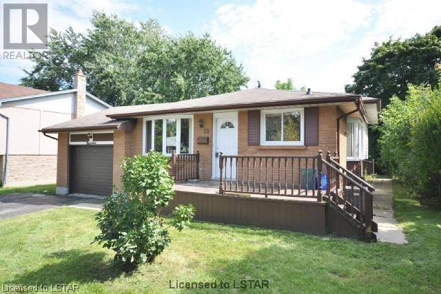 House for sale at 19 Paperbirch Cres London Ontario - MLS: 195867