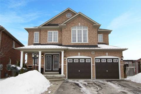 House for sale at 19 Pardon Ave Whitby Ontario - MLS: E4404013