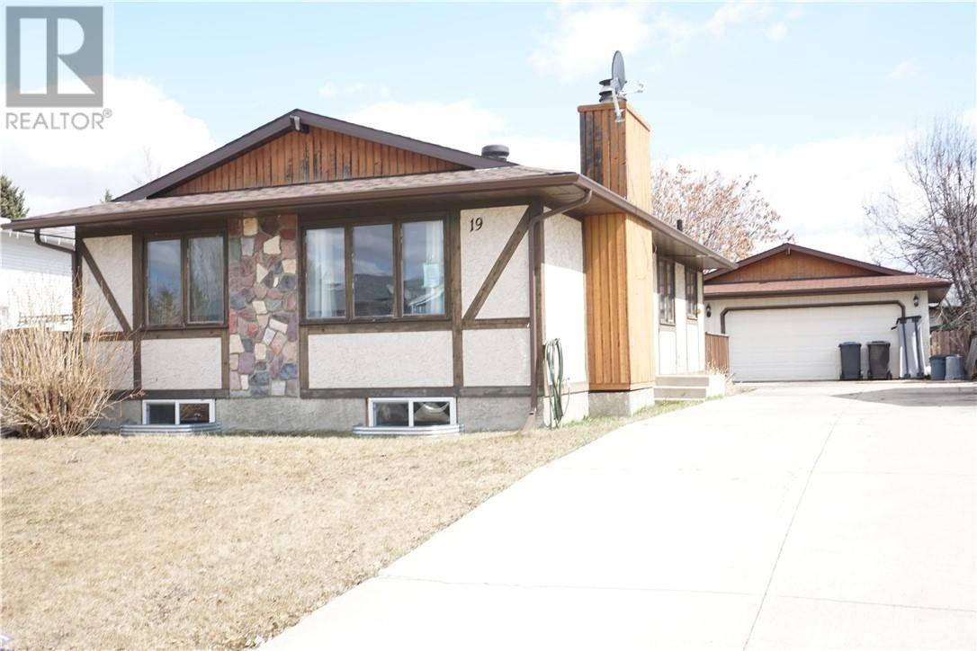 House for sale at 19 Parkland Dr Sylvan Lake Alberta - MLS: ca0189021
