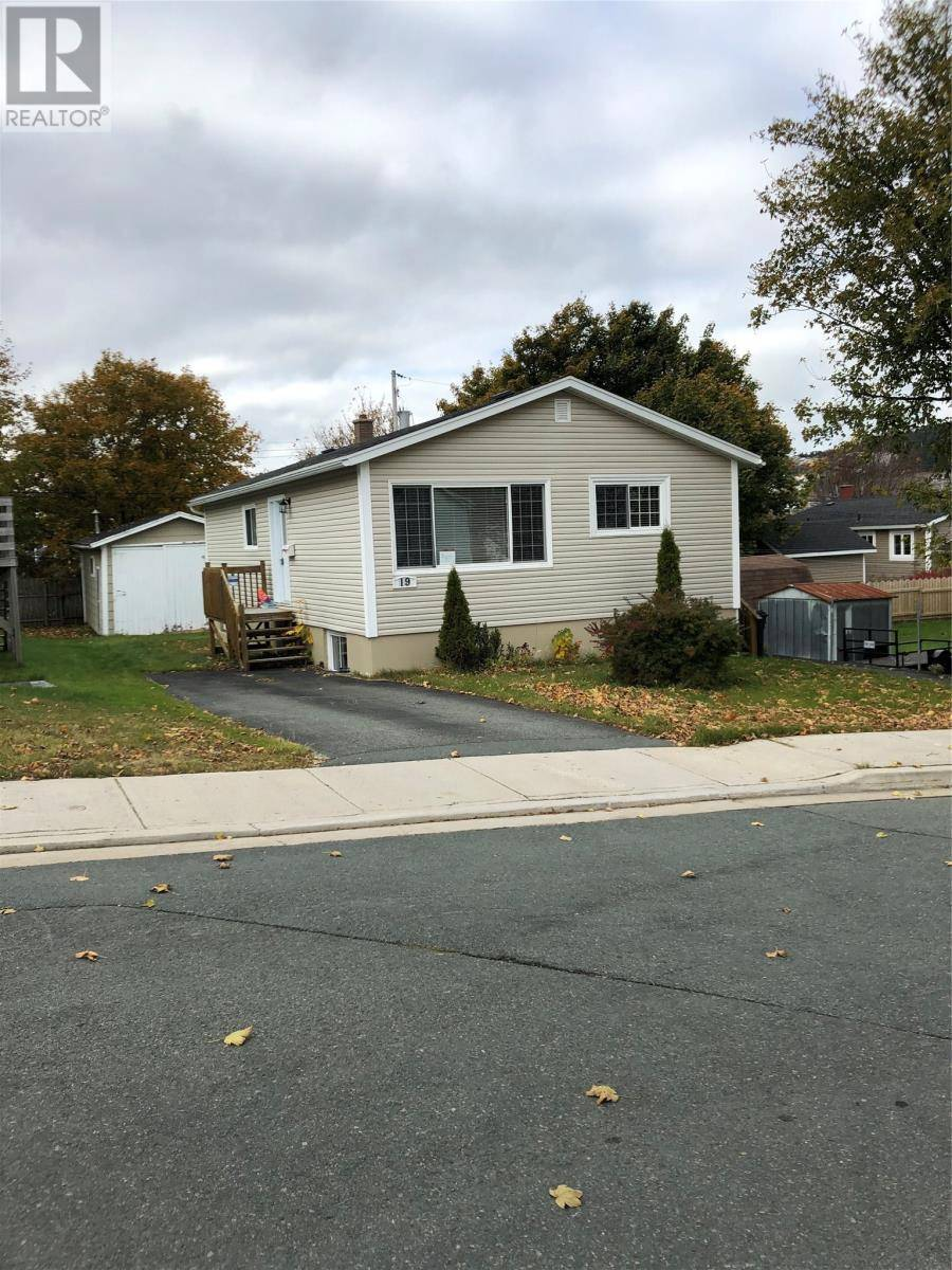 House for sale at 19 Parsons Ave Mount Pearl Newfoundland - MLS: 1209326