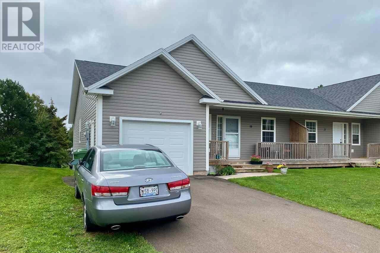House for sale at 19 Patrie Ln Charlottetown Prince Edward Island - MLS: 202018835