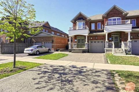 Townhouse for sale at 19 Pendulum Circ Brampton Ontario - MLS: W4462254