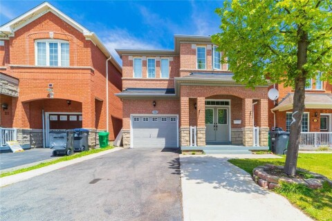 House for sale at 19 Polar Bear Pl Brampton Ontario - MLS: W4768801