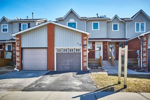 Townhouse for sale at 19 Pomeroy St Clarington Ontario - MLS: E4405393