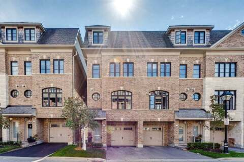 Townhouse for sale at 19 Powseland Cres Vaughan Ontario - MLS: N4923263