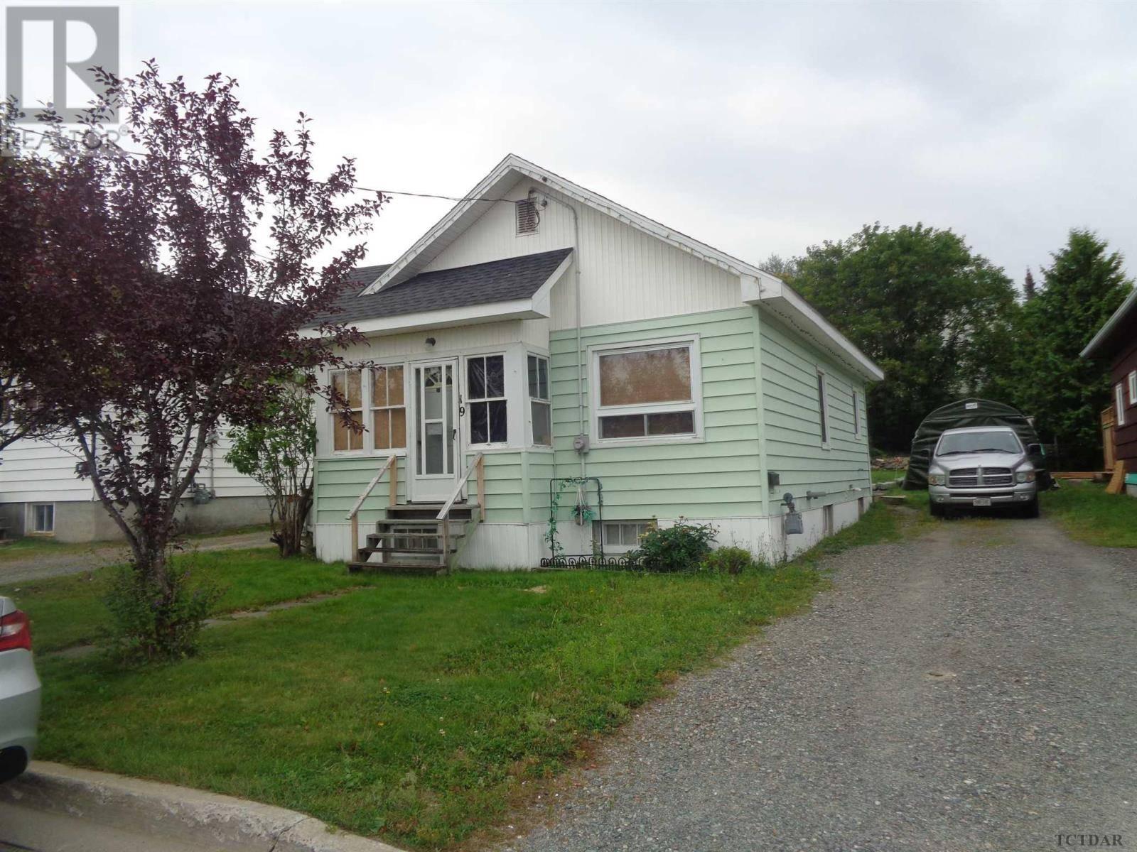 House for sale at 19 Premier Ave W Kirkland Lake Ontario - MLS: TM182086