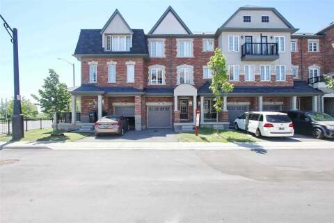 Townhouse for sale at 19 Rabbit Run Wy Brampton Ontario - MLS: W4809344