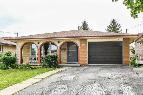 House for sale at 19 Rangeview Ct Hamilton Ontario - MLS: X4554712