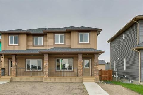 Townhouse for sale at 19 Ravenstern Point(e) Airdrie Alberta - MLS: C4229482