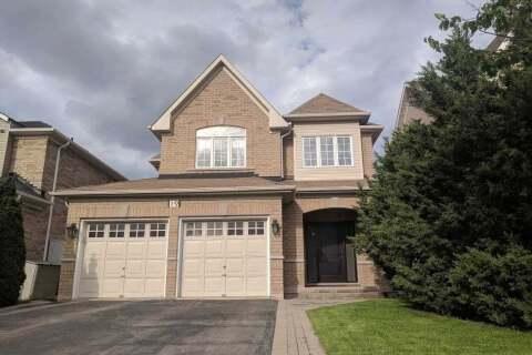 House for sale at 19 Redmond Dr Vaughan Ontario - MLS: N4822352