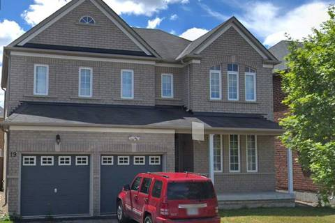House for rent at 19 Reston Ridge St Unit Upper Markham Ontario - MLS: N4623735